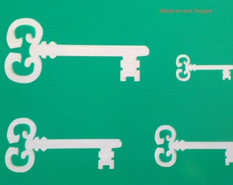 Assorted Skeleton key stencils *Free gift with every order*