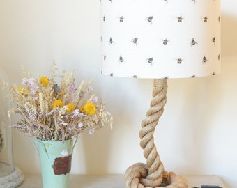 Handmade Bumblebee Lampshade
