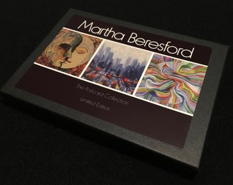 Martha Beresford: The Postcard Collection