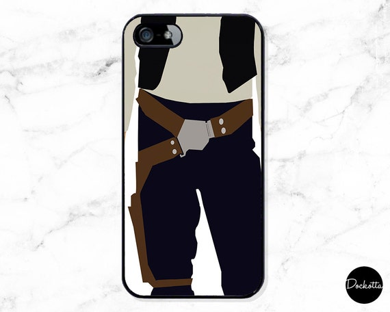 Items Similar To Han Solo Minimalist, Star Wars IPhone