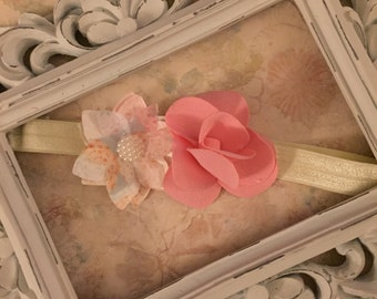 Spring Hair Accessory/headband/hair clip/handmade/customize