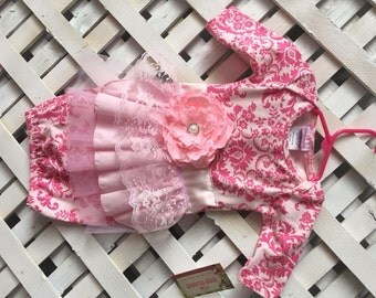 Newborn Take Home Gown