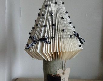 Door knob Christmas tree