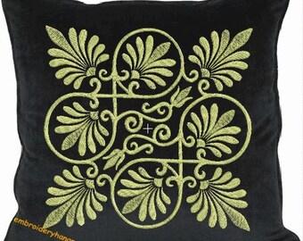 Ceiling machine embroidery designs 4 size 4x4-5X7-6X10-7X12