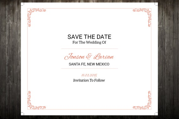 Rustic Wedding Invitations Kits is adorable invitations ideas