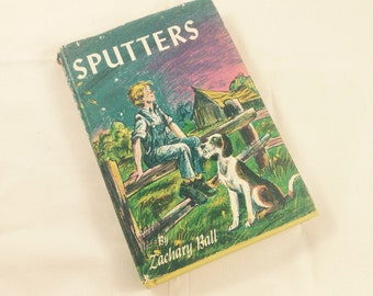 vintage Sputters by Zachary Ball book