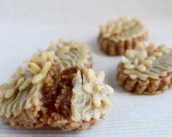 Honey almond delight