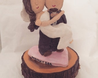 Personalized Wedding Topper