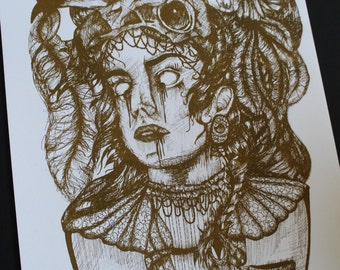 Lenore (Edgar Allan Poe's the Raven)