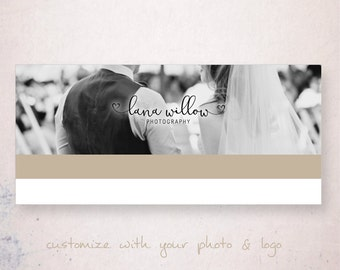 Facebook Timeline Cover, Facebook Timeline Template, Facebook Cover Photo, Photography Photoshop Template, Instant Download