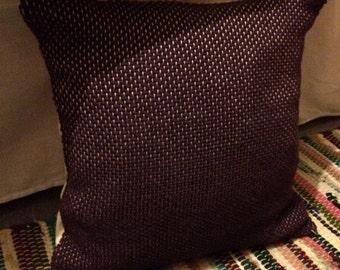 Big Yarn Cushions