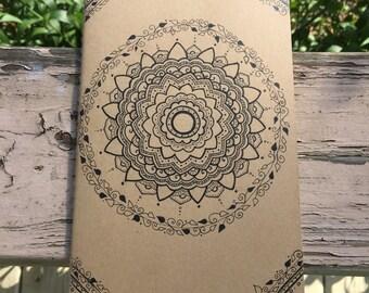Mandala Moleskine Notebook