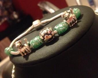 All bracelet etCollier I love my dog