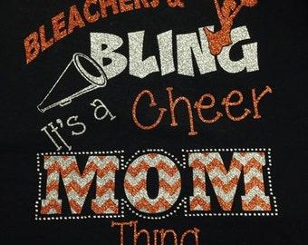 Bleachers and Bling design