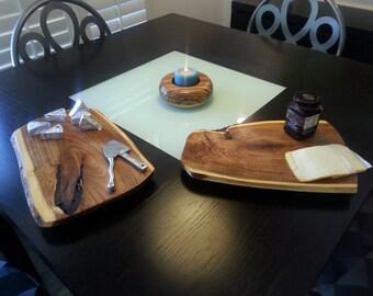 Sushi/Cheese Tray