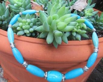 Turquoise fun. /free shipping/.