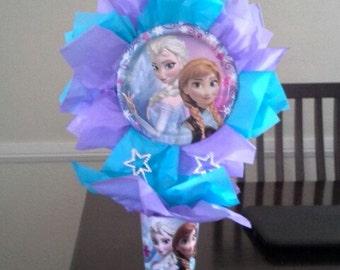 Frozen party centerpiece