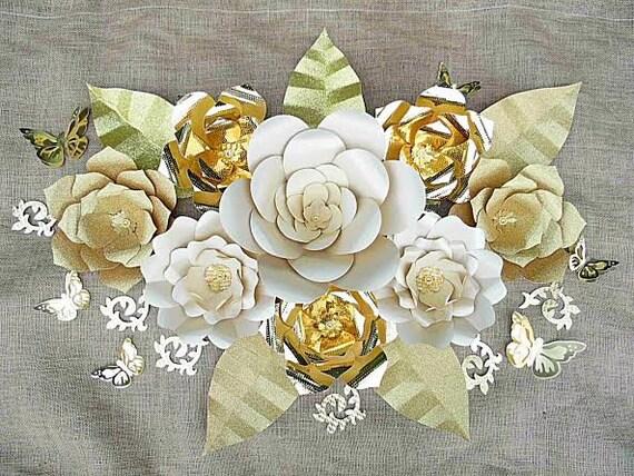 Giant paper flower patterns tutorial diy paper flower templates il570xn mightylinksfo