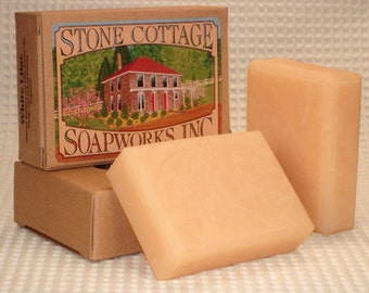 White Lilac Handcrafted Soap