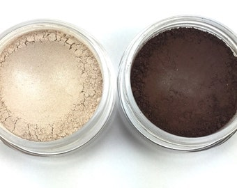 Pin Up Cosmetics Starlet Vegan Mineral Eye Shadow Duo