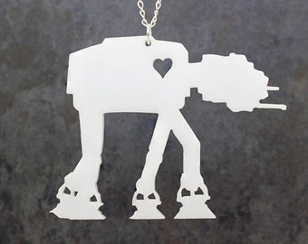 AT-AT Necklace