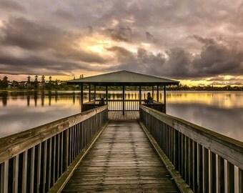 Lake Monger 1 - WA - Print