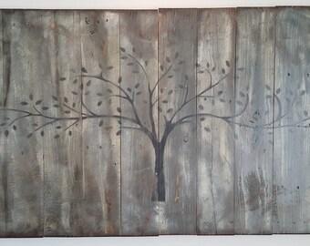 Tree Wallboard - Large