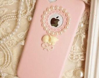 iPhone 6/6s Kawaii case,iPhone 6s cat Case,iPhone 6s vintage case,iPhone 6s pink Case,iPhone 6 pink case