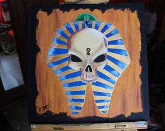 Egypt skull