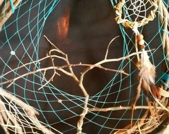 Tree of Life Willow Dream Catcher