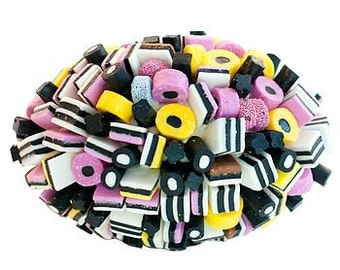Allsorts Edible Rugby Ball