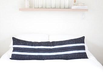Sale! Batik Lumbar Pillow Cover w/ Insert