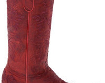 Vintage Like Cowboy Boots for Ladies 7.5