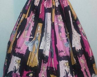 Retro barbie skirt