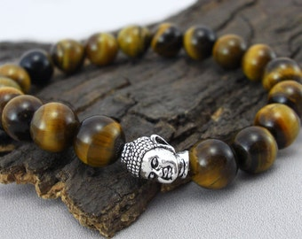 Bracelet Buddha and eye