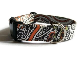 Dog collar Safari