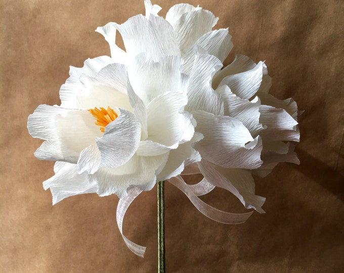 Magnolia Paper Flower Bouquet
