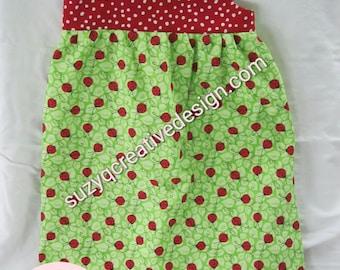 Ladybugs Children's Dress 4T
