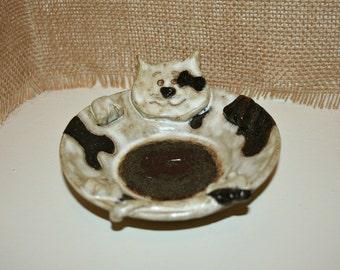 Cat Bowl, Ceramic