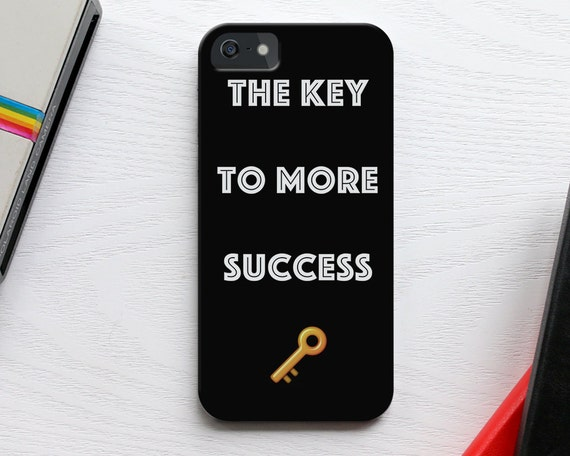 The Key To More Success (Inspired by DJ Khaled) iPhone 6 6s case, iPhone 6 6s Plus case, iPhone 6 case,  Samsung s5, Samsung s6, iPhone 5 5s