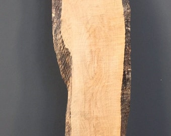 Maple Live Edge Slab
