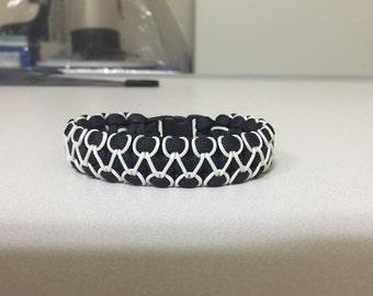 Herringbone Cobra bracelet