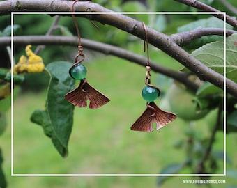 Copper Ginkgo leaf earnings