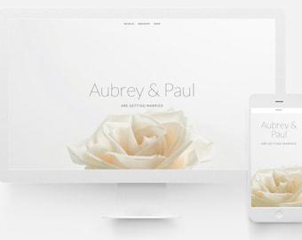 Wedding Custom Website
