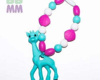 Toy teether / Silicon / baby