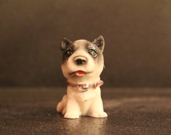 Mini Puppy Figurine #9 - 2""