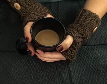 Fingerless Gloves Crochet