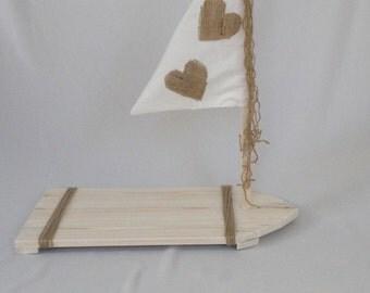 wood raft prop, raft prop, baby raft prop, newborn raft photography prop, raft with stars, newborn props