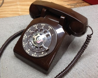 Vintage Telephone Microphone