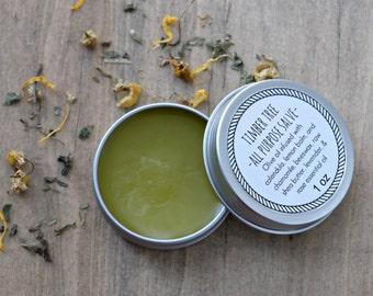 All Purpose Calendula Salve / Natural Herbal Salve